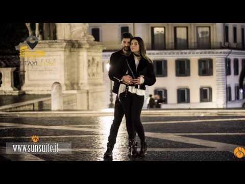 Предложение руки и сердца в Риме. День влюбленных.