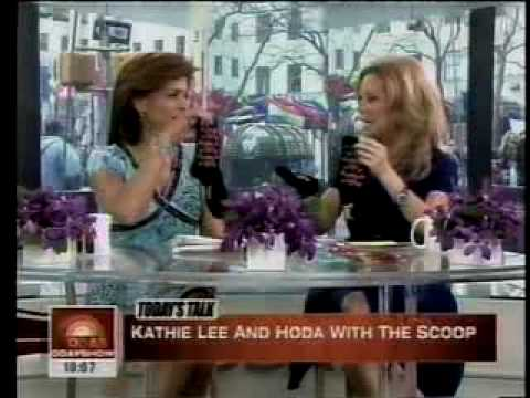 "THROX SOCKS ROCKS ""THE TODAY SHOW WITH KATHIE LEE & HODA."" (AND SUSAN  BOYLE!)"