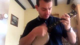 George Formby playing technique thumb drag