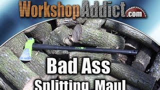 Wilton B.A.S.H Unbreakable Splitting Maul