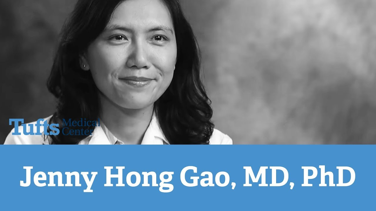Jenny Hong Gao, MD, PhD | Tufts Medical Center Primary Care Boston