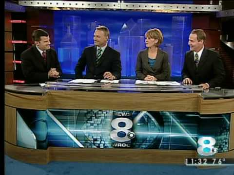 WROC News 8 @ 11 - Close (August 2009)