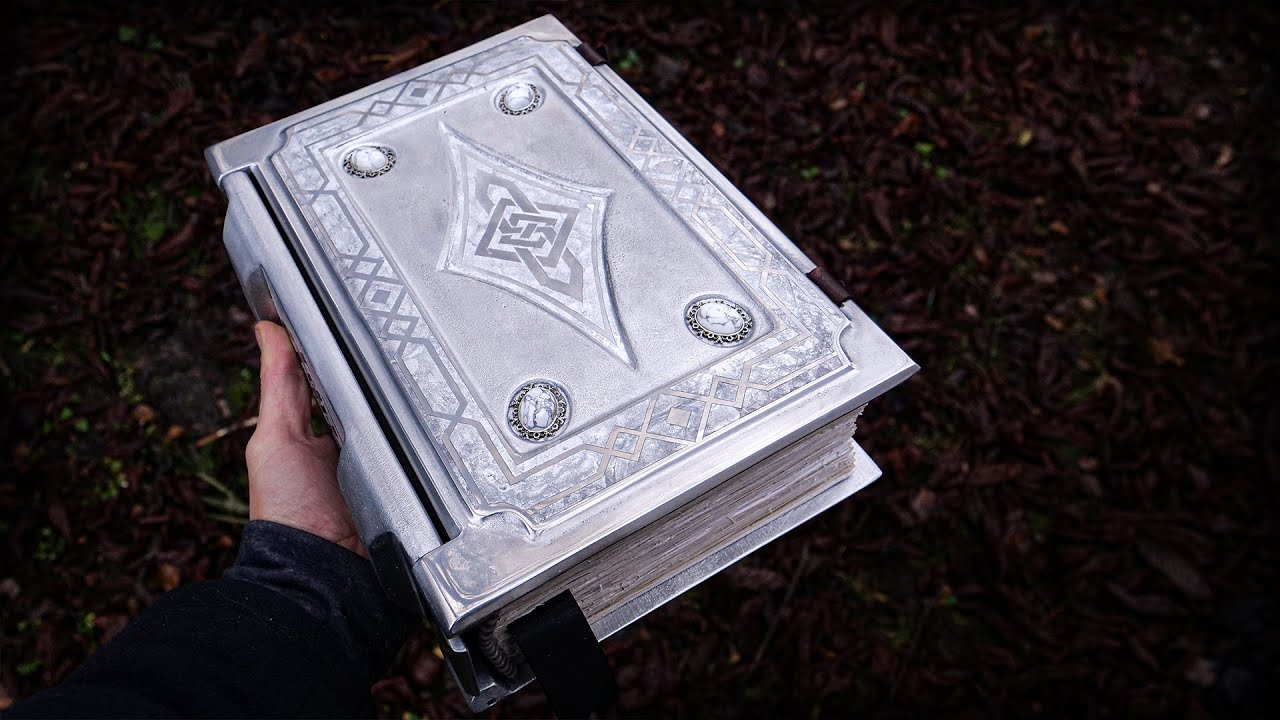You DON'T WANT to Be Slapped with this Book | Cast Aluminum Covers