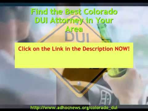 colorado dui attorney