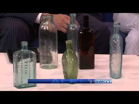 National Antique Bottle Show is coming to Lexington