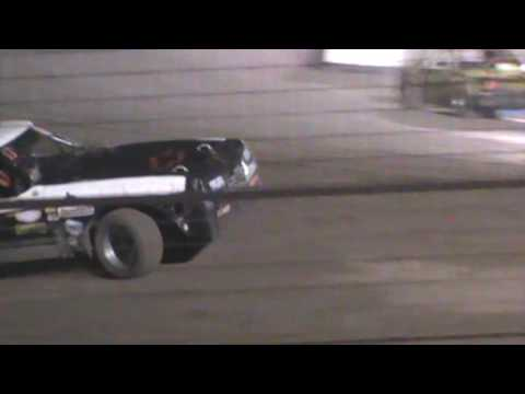 Route 66 Motor Speedway Street Stock #13 05-14-16 Part 1 before the red flag