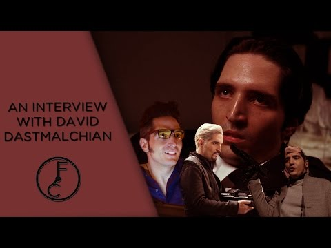 The Man of Many Faces: An  with David Dastmalchian
