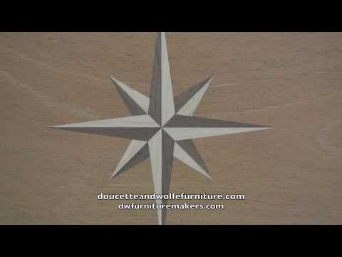 Slant Top Desk Building Process by Doucette and Wolfe Furniture Makers