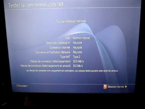 how to connect ps4 to internet