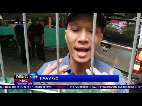 Asisten Rumah Bima Aryo Menjadi Korban Meninggal Gigitan Anjing - NET24
