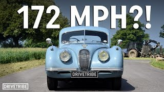 How to drive the fastest car of the 1950s in 2019 ft. James May's tips
