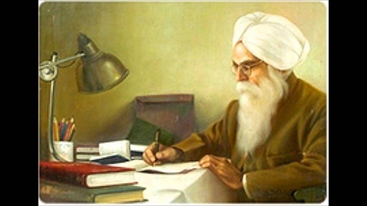 bhai vir singh ji - letter of vir patravali
