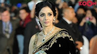 Sridevi Honoured At Cannes Film Festival, Subhash Ghai Receives The Award On Late Actress's Behalf
