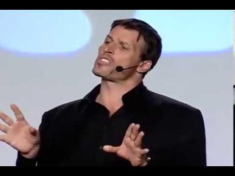 Tony Robbins Seminar #1