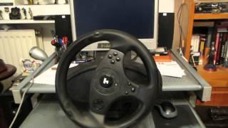 WRC5 Démo VOLANT T100 PROBLEME RECONNAISSANCE COMPLETE