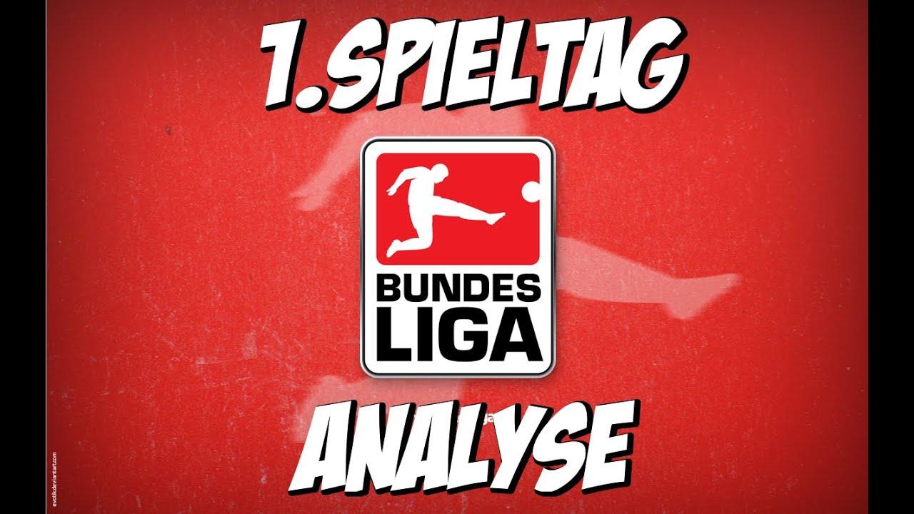 Bundesliga Analyse