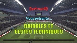 Dribbles et Gestes Techniques - ( PES 2015 ) thumbnail