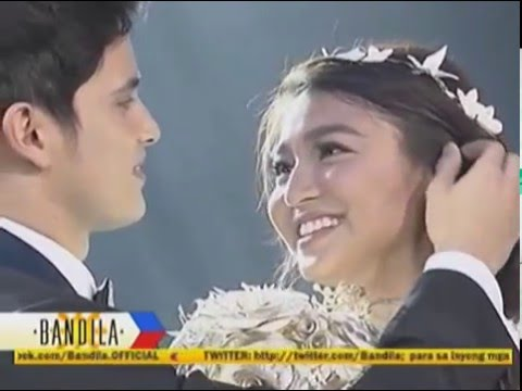 Jadine   26 February 2016 Bandila: For OTWOL Live Viewing Party (Jadine part only) please go to this link Part 1: http://dai.ly/x3unj9y Part 2: http://dai.ly/x3uo6hz