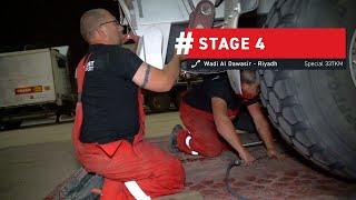 Mammoet Rallysport: Stage 4