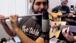 Milton Nascimento - Teia De Renda on acoustic guitar and flute
