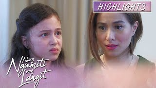Amber asks Katrina if she is keeping a secret | Nang Ngumiti Ang Langit