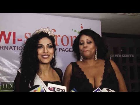 Finale Of Mwi Saffrons International Beauty Pageant | Bollywood Events