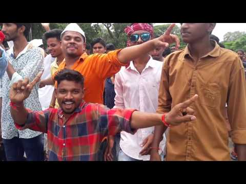 Dhol Vage ra Baya Dhol Vage ra - Gamit Aadivasi dance Latest Song 2018
