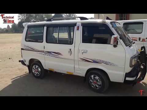 Maruti Suzuki omni wan modified 'll Maruti Suzuki omni wan full modifications