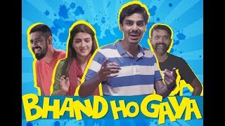 Bhand Ho Gaya | All Episodes | Web Series | Bekaar Films