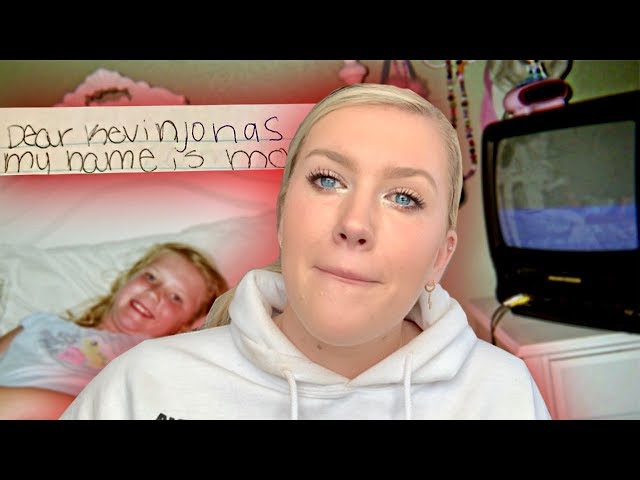 Exposing The Most EMBARRASSING Things From My Childhood Bedroom *CRINGE*