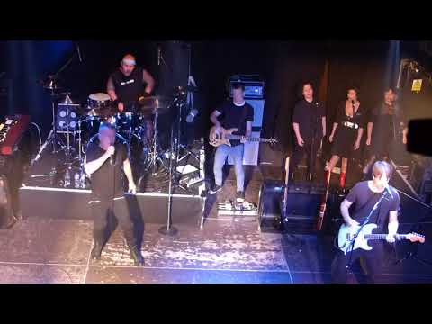 Jimmy Barnes live@ london O2 Academy , december 13 ,2017 (part 1)