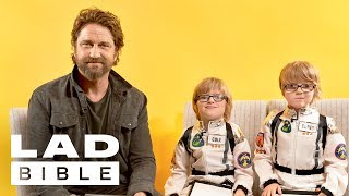 little lads interview geostorms gerard butler on women motorbikes and scottish accents