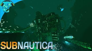 Subnautica - Exploring More Alien Ruins, The Growing Infection and Hilarious Tragedy E12 2017 Video
