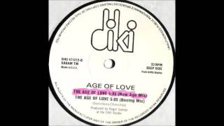 Age Of Love - The Age Of Love • (Solomun Remix)