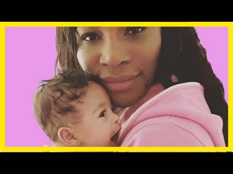 Serena williams shares a heartfelt message with daughter in new gatorade commercial
