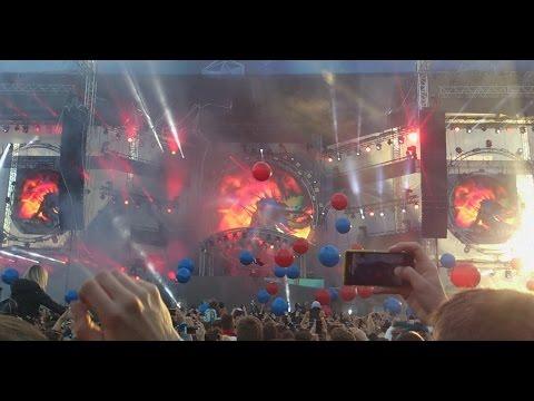 Summerburst Baltic 2016 Vilnius | Dimitri Vegas & Like Mike, Alan Walker, Afrojack, David Guetta