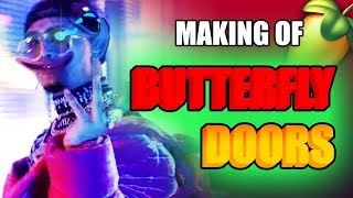 """How To Make """"Butterfly Doors"""" by Lil Pump Video"""