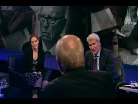 Newsnight on Rupert Murdoch .wmv
