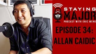 """The Triggerman"" Allan Caidic on his Most Memorable Games"