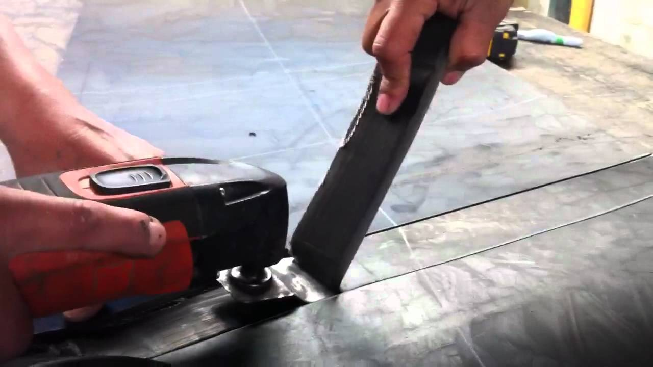 Conveyor Belt Splicing Youtube