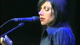 PJ Harvey - Horses In My Dreams live