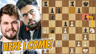 How Amazing Can The Games Get? || Carlsen vs Nakamura || Magnus Carlsen Grand Final (2020)