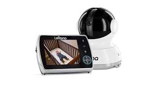 Levana Keera 3 5 Video Baby Monitor with Picture Video Recording by Levana