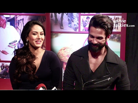 Shahid Kapoor & Wife Meera Rajput's Rare Interview Together