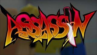 HOW TO DISAPEAR IN ROBLOX ASSASSIN! (NOT CLICKBAAAAAAAAAAAIT)