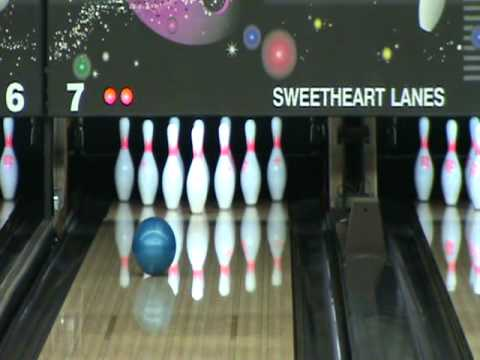 Three Year Old Bowling Phenom - NO BUMPERS!!