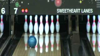 Three Year Old Bowling Phenom - NO BUMPERS!!