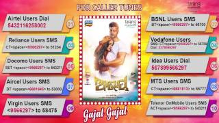 Gajal Gajal Song I Abhay I Anubhav, Elina I TCP