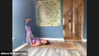 Perspective 4/16/20 - Inversions (Shoulder Stand)