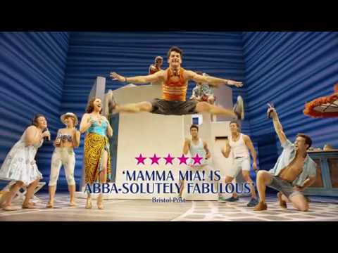 MAMMA MIA! 2018 - Tickets On Sale NOW TVC